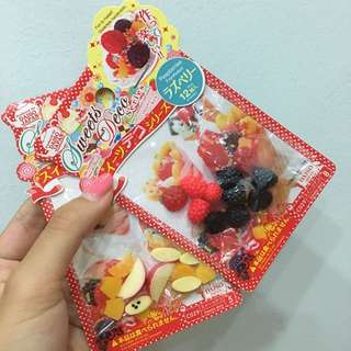 slimes- (daiso) berry & fruits charm