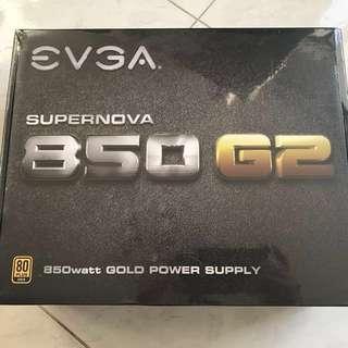 EVGA Supernova 850 G2 Gold - BNIB