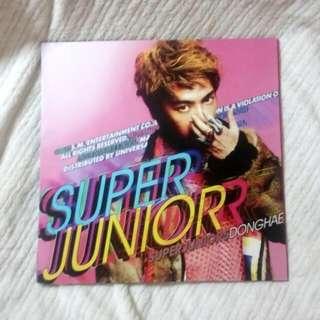 Super Junior 5th Album Mr. Simple
