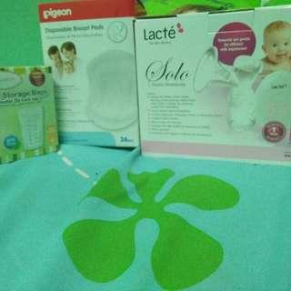 single lacte breast pump