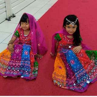 Indian kids fashion