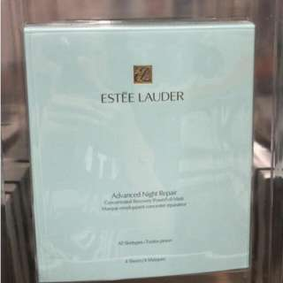 Estee Lauder首創雙層銀箔極緻修護面膜