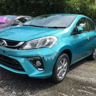 New myvi 1.3 metalic