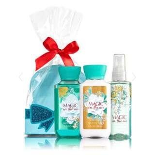 Bath & Body Works Gift Set