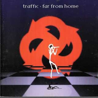 CD ALBUM - TRAFFIC - FAR FROM HOME