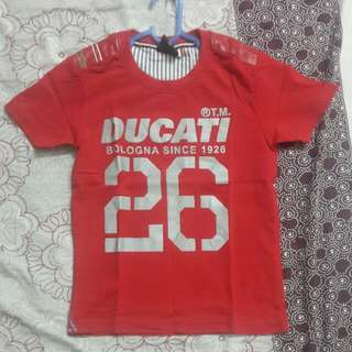Ducati T-shirt for boy