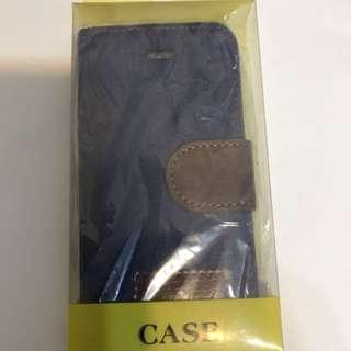 Iphone 5 牛仔布料保護殼