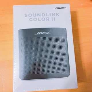 Bose Soundlink Colour II 藍牙音樂播放器