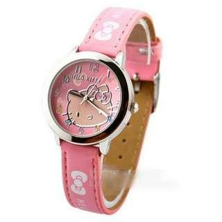 Kitty Belt Watch