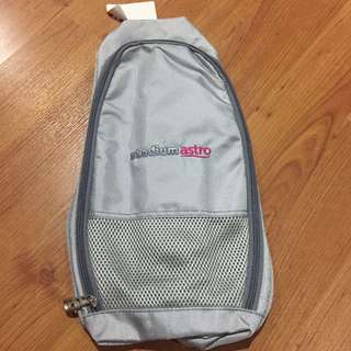 Stadium astro shoe bag