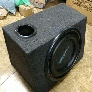 PYLE 碳纖重低音喇叭