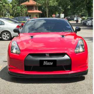 Nissan GT-R Stage2 FOR RENT