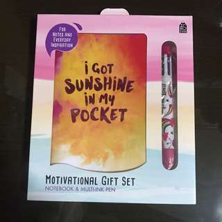 Motivational Gift Set