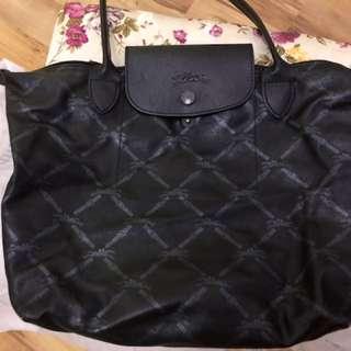 Longchamp handbag 50% new