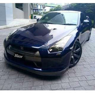 Nissan GT-R Stage3 (shooting flames) FOR RENT
