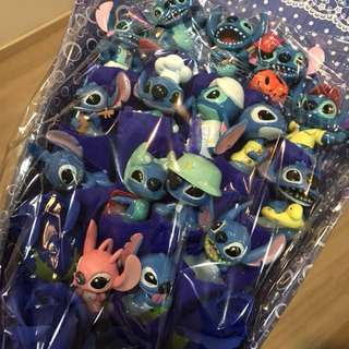 Stitch Toy Figurines Bouquets!