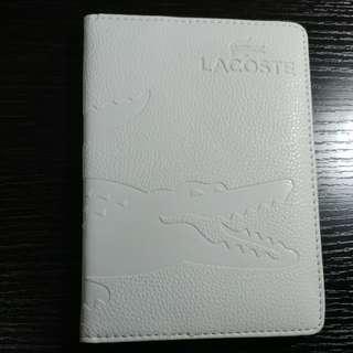Lacoste passport 護照套