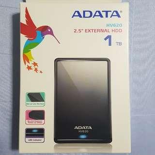 """1TB 2.5"""" External HDD Adata HV620"""