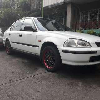 Honda Civic Lxi 1997 Model