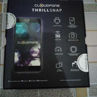 Cloudfone Thrill Snap