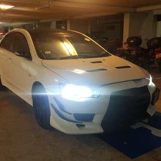 Mitsubishi Lancer EX Auto 1.5