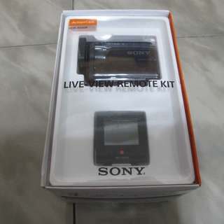 SONY運動攝影機 HDR-AS50R