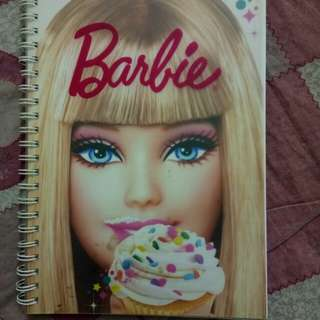 Barbie Note Book