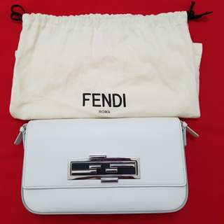 Fendi 3baguette flap bag