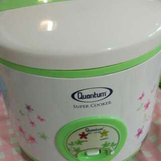 [Preloved] Rice Cooker 1.8L Good Condition