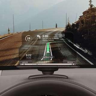 🌎全球GPS導航HUD投影顯示器📶(時尚潮流之選)