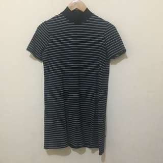 Dress stripe TRF