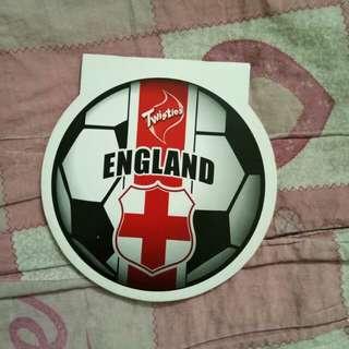 England Football notebook