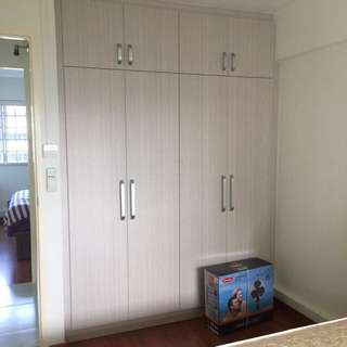 Rental of Master bedroom