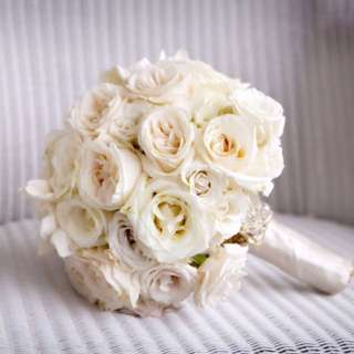 Cheap affordable bridal Wedding Bouquet