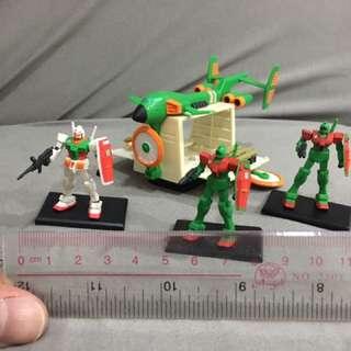 日本7-11特別版Gundam