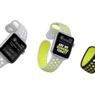 Apple Watch Nike Series 2, 38mm