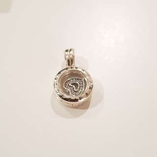 Genuine Pandora floating locket charm