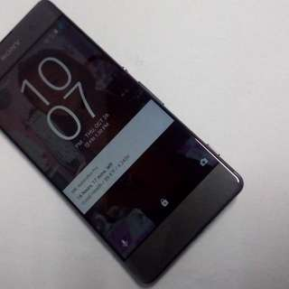 Sony XPERIA XA good condition po 2GB Ram 16gb internal charger only and free 3 case