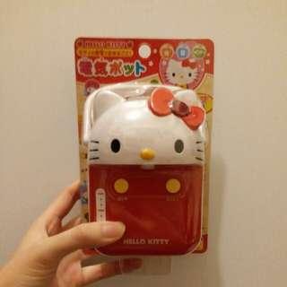 Hello kitty 熱水煲玩具