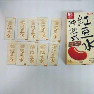 紅豆水沖劑(10包)