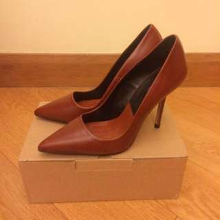 Zara high heels 尖頭高跟鞋
