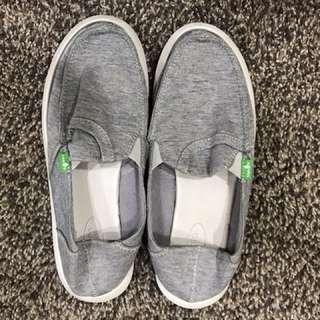Sanuk 女鞋 us7
