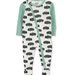 Baju Baby Murah - Cotton On Kids Romper - Big Bisons