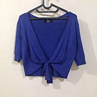 Marks & Spencer Cotton Bolero