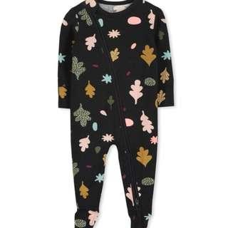 Baju Baby Murah - Cotton On Kids Romper - Woodlands Floral