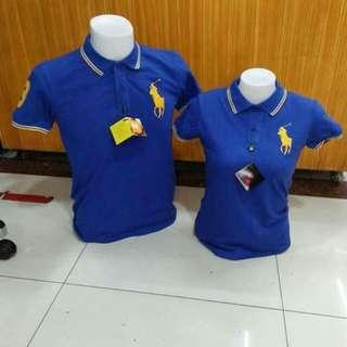Couple Polo Shirt