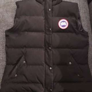 AUTHENTIC Canada Goose Vest