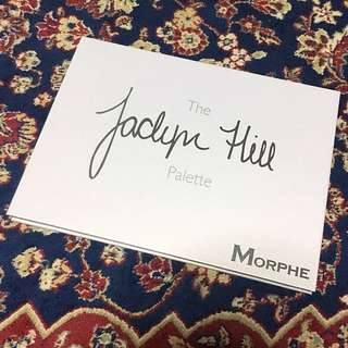 Jaclyn Hill x Morphe Palette INSTOCK BRAND NEW AUTHENTIC