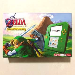 Nintendo 2DS Classic - Link Edition (US)