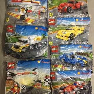 Shell x Lego
